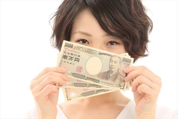 現金化は一万円からでも申込みが可能
