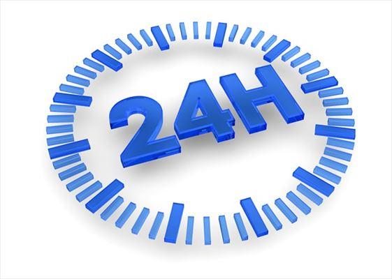 カードnetキャッシュは年中無休24時間営業
